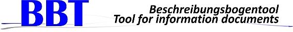 Beschreibungsbogentool - Homologation nach 2007/46